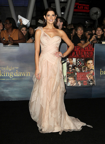 Ashley Greene Twilight Red Carpet