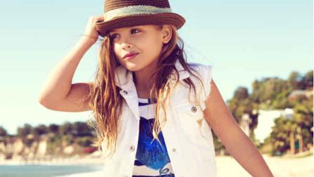 Anna Nicole Smith's Daughter the New Face of 'Guess Kids ...