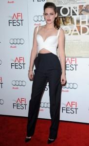 Kristen Stewart Fashionista