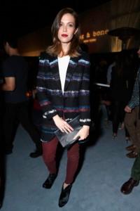 Mandy Moore Fashionista