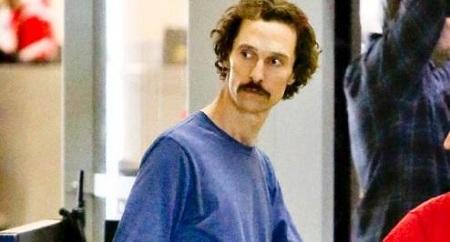 Matthew McConaughey Skinny