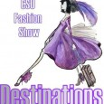 "­ Mark your calendars! On Saturday March 8, 2013, Colorado State University's apparel design senior students will showcase their annual fashion show ""Destinations"". This event will be held at the […]"