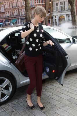 taylor swift kennedy fashion