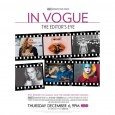 In Vogue: The Editor's Eye premieres tonight. The HBO documentary takes a look at the visionaries of the mag's most influential fashion images. Hear from legendary editors like Anna Wintour...