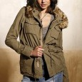 This fall a major trend seen throughout our favorite stores are military inspired garments. Whether its a pair of combat boots or an army green trench coat, military fashion is...
