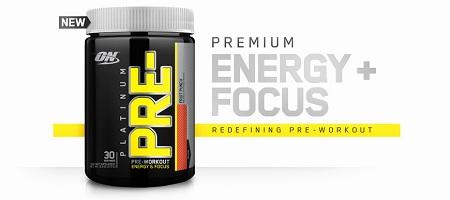 platinum pre energy focus
