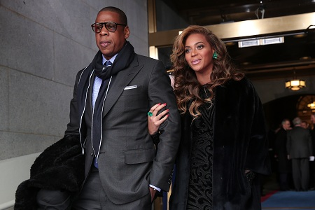 Beyonce and Jay Z Inauguration Day Designers