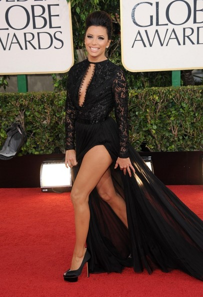 Golden Globe Awards Eva Longoria