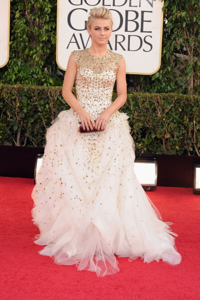 Julianne Hough Golden Globe Awards