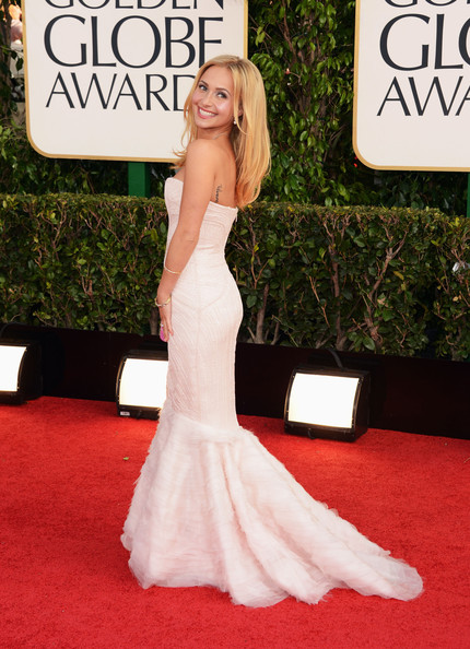 Golden Globe Awards Hayden Panettiere