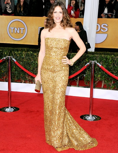 Jennifer Gardner SAG Awards Dress