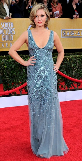 Julia Stiles SAG Awards Dress