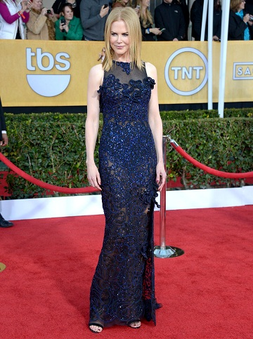 Nicole Kidman SAG Awards Dress