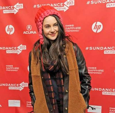 Shailene Woodley Sundance Film Festival