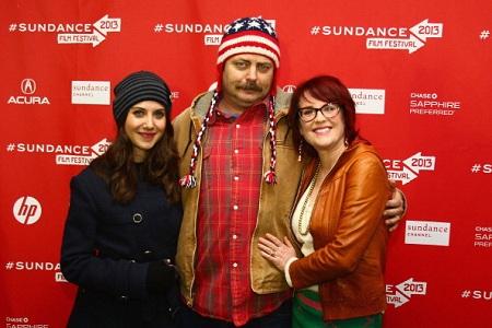 Alison Brie 2013 Sundance Film Festival