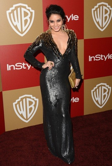 Vanessa Hudgens Golden Globe After Party