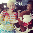 "Amber Rose and her fiance, rapper Wiz Khalifa, were joined by family and friends this weekend for a ""good  ol' down home baby shower"". Amber and Wiz are in preparation […]"