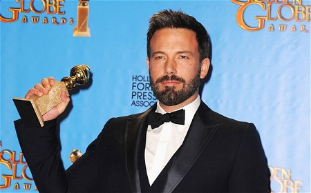ben affleck golden globe awards