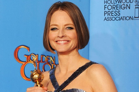 golden globe awards jodie foster