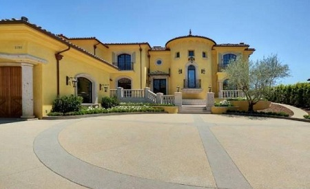 kim kardashian and kanye west house