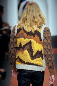 missoni runway milan fashion week