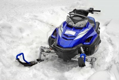 free snowmobile picture