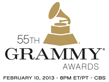 55th grammy awards logo