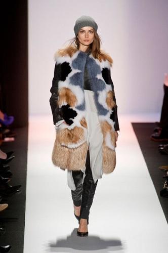 BCBG Ma Azria Fur