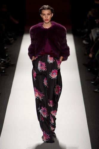 Carolina Herrera Fur