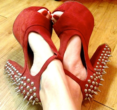 Jeffrey Campbell Spiked Heels