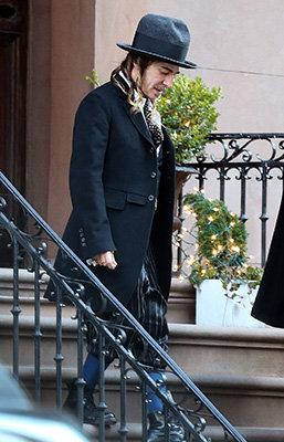 John Galliano Jewish Outfit