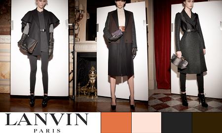 Lanvin Fall 2013