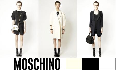 Moschino Fall 2013