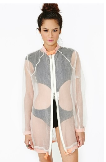 nasty gal heavenly body jacket