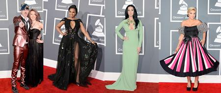 Worst Dressed Grammys