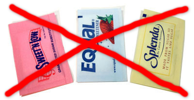 artificial sweeteners royalty free
