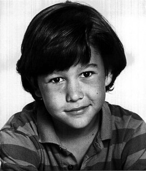 joseph gordon levitt as a kid