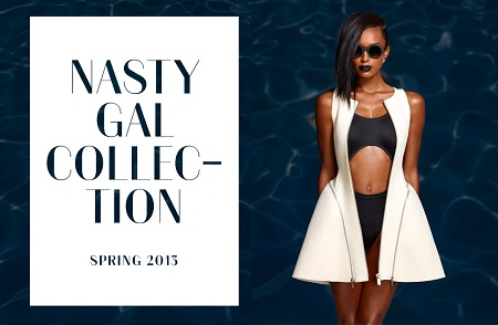 nasty gal spring collection