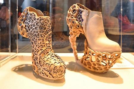 3D shoe designs