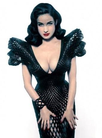 Dita Von Tees 3D printed dress