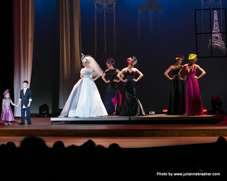 CSU Fashion Show Bridal Collection