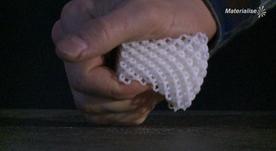 materialise 3D printed material