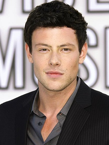 Cory Monteith photos