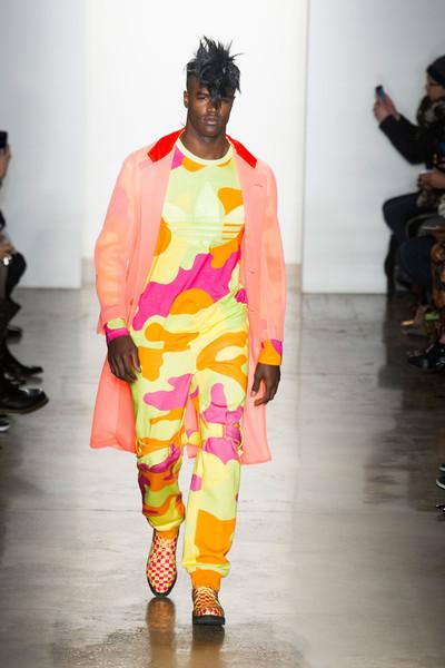 Jeremy Scott fashion show