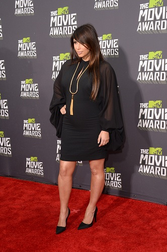 MTV Movie Awards Kim Kardashian