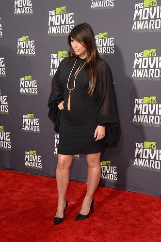 MTV Movie Awards Kim Kardashian