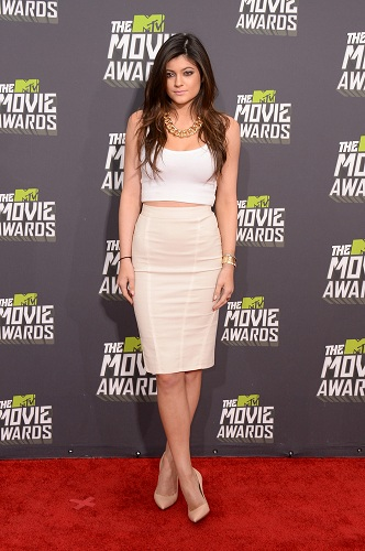 MTV Movie Awards Kylie Jenner