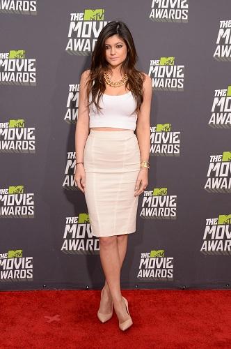 MTV Movie Awards Kylie Jenner