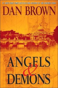 angels and demons book cover