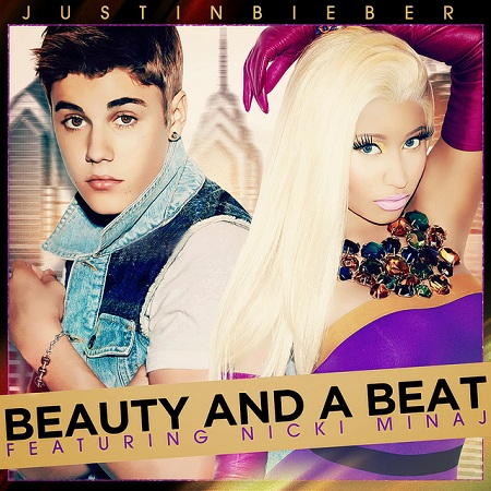 justin beiber and nicki minaj